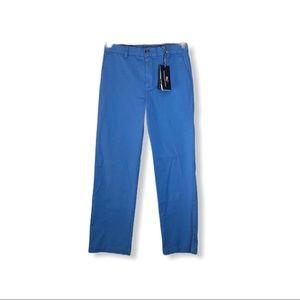 Vineyard vines blue chino pants boys size 14